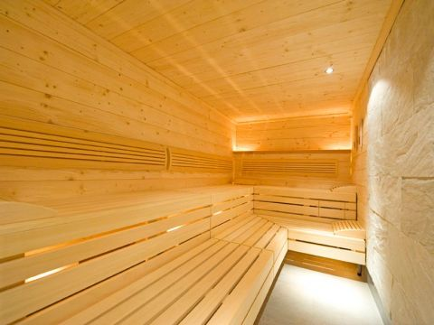 Sauna in the Rosentalerhof Hotel & Apartments