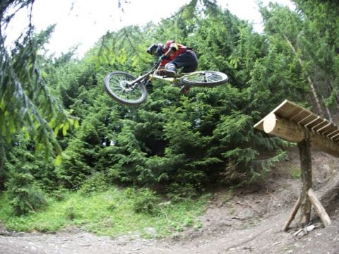 Airtime in Saalbach Hinterglemm