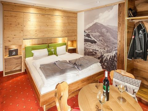 Double room in the Hotel Sonnberg