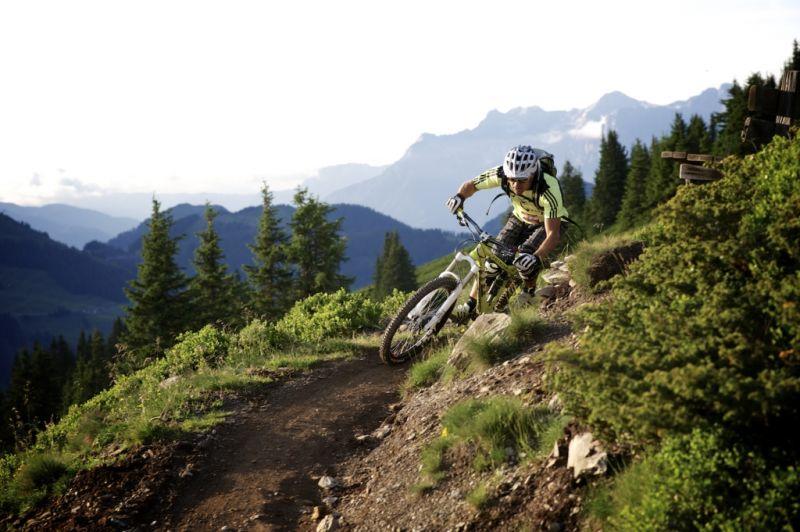 Big 5 Challenge Saalbach Hinterglemm Mountainbike Hiking