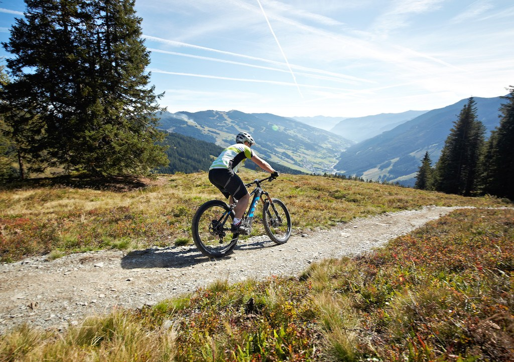 All Mountain Trails in Saalbach Hinterglemm