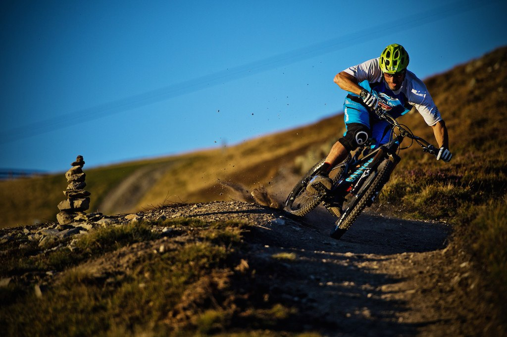 Die Freeride Trails in Saalbach Hinterglemm